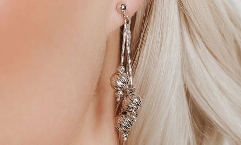 Photo of How to Care for Long Silver Earrings and other Pieces